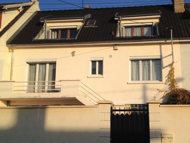 Vente maison dans le bas domont for Le jardin domont